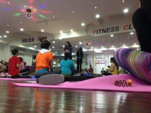 marayana-sayi-im-fitnesstudio